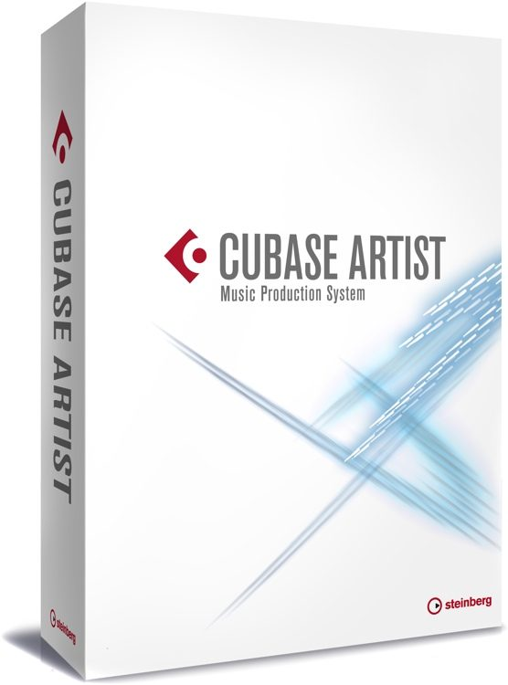 Cubase Artist 7 Update (free to v 10.5) Update from Cubase Artist 6
