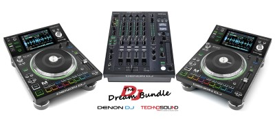 The Dream DJ Prime Bundle