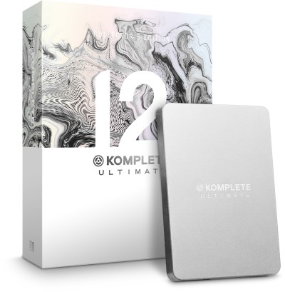 Komplete 12 Ultimate - Collector's Edition
