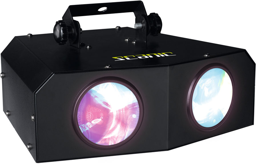 LED 2 Eyes Light DMX II