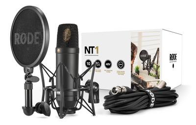 NT1 Complete Recording Kit
