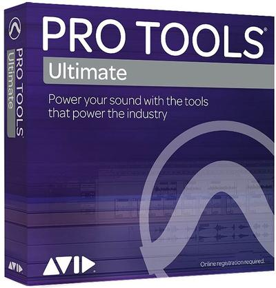 Pro Tools | Ultimate 1-Year Subscription - Download