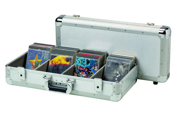 Club Series 100 CD Case (Silver)