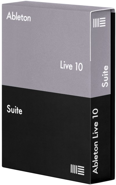 Live 10 Suite Upgrade from Live 10 Intro