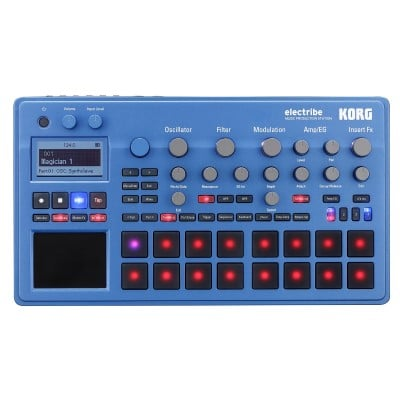 Electribe 2 Blue