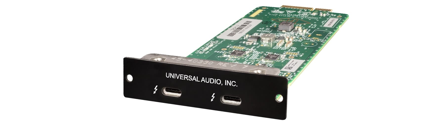Thunderbolt 3 Option Card