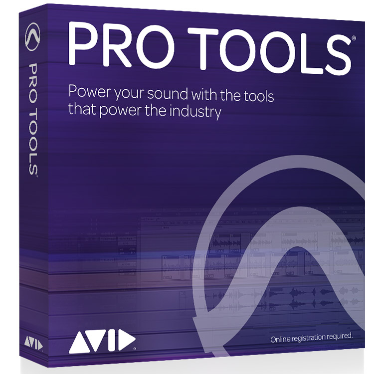 Pro Tools 1-Year Subscription - Download