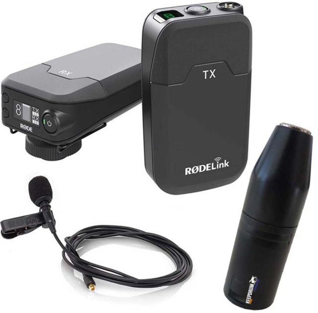 Wireless Microphone Options