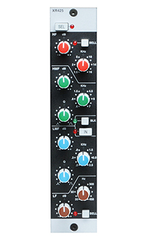 XLogic XRack E-series EQ Module