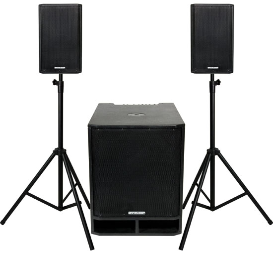 Pro Active Speakers