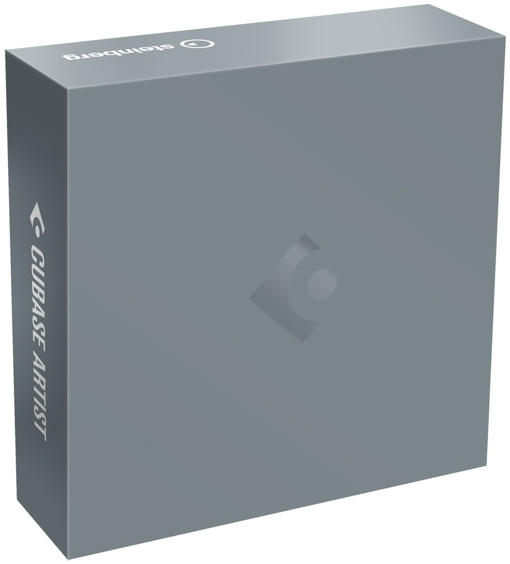 Cubase Artist 10 (free to V. 10.5)