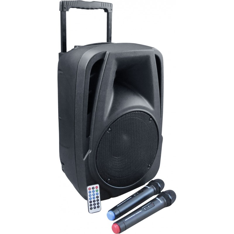 Battery Powered Speakers