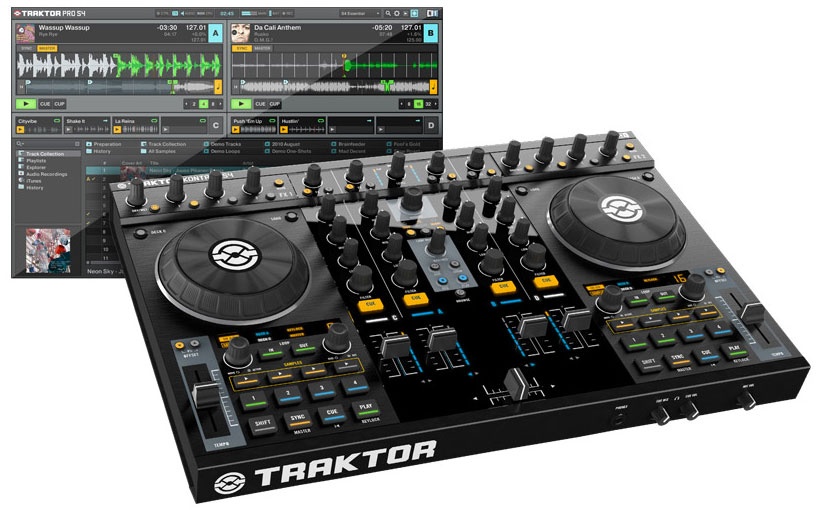 DJ Controllers & Systems