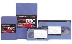 DBC Digital Betacam Videocassette 124 min