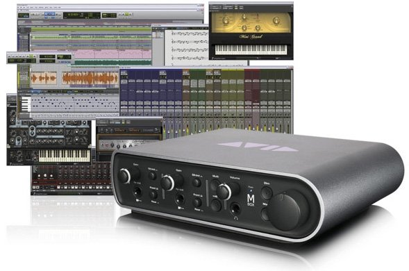Pro Tools Mbox (3rd Gen)