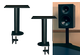 Black Speaker Mount (Pair)
