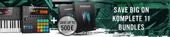 Komplete 11 Ultimate UPG from Select & Kontakt